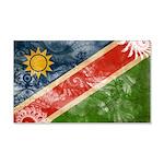 Namibia Flag 22x14 Wall Peel
