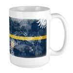 Nauru Flag Large Mug