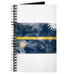 Nauru Flag Journal