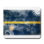 Nauru Flag Mousepad
