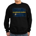 Nauru Flag Sweatshirt (dark)