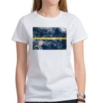 Nauru Flag Women's T-Shirt