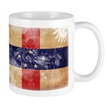 Netherlands Antilles Flag Mug