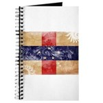 Netherlands Antilles Flag Journal