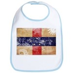 Netherlands Antilles Flag Bib