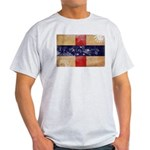 Netherlands Antilles Flag Light T-Shirt