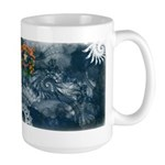 Nevada Flag Large Mug