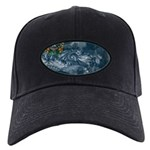 Nevada Flag Black Cap