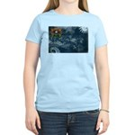 Nevada Flag Women's Light T-Shirt
