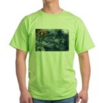 Nevada Flag Green T-Shirt