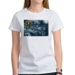 Nevada Flag Women's T-Shirt