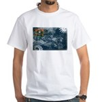 Nevada Flag White T-Shirt