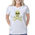 New Hampshire Flag Organic Toddler T-Shirt (dark)