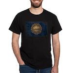 New Hampshire Flag Dark T-Shirt