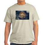 New Hampshire Flag Light T-Shirt