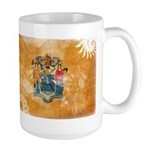 New Jersey Flag Large Mug