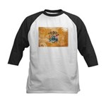 New Jersey Flag Kids Baseball Jersey