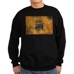 New Jersey Flag Sweatshirt (dark)