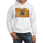 New Jersey Flag Hooded Sweatshirt