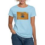 New Jersey Flag Women's Light T-Shirt