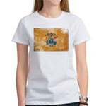 New Jersey Flag Women's T-Shirt