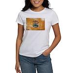 New Jersey Flag Women's T-Shirt