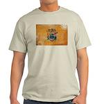 New Jersey Flag Light T-Shirt