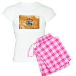 New Jersey Flag Women's Light Pajamas