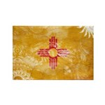 New Mexico Flag Rectangle Magnet (10 pack)