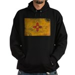 New Mexico Flag Hoodie (dark)