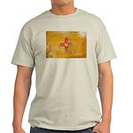 New Mexico Flag Light T-Shirt