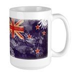 New Zealand Flag Large Mug