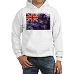 New Zealand Flag Hooded Sweatshirt