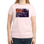 New Zealand Flag Women's Light T-Shirt