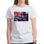 New Zealand Flag Women's T-Shirt