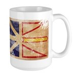 Newfoundland Flag Large Mug
