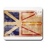 Newfoundland Flag Mousepad
