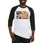 Newfoundland Flag Baseball Jersey