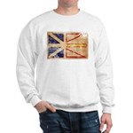 Newfoundland Flag Sweatshirt