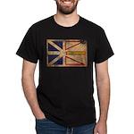 Newfoundland Flag Dark T-Shirt