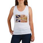 Newfoundland Flag Women's Tank Top