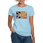 Newfoundland Flag Women's Light T-Shirt