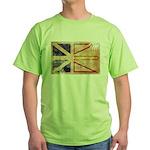 Newfoundland Flag Green T-Shirt
