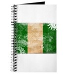 Nigeria Flag Journal