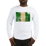 Nigeria Flag Long Sleeve T-Shirt