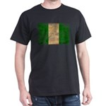 Nigeria Flag Dark T-Shirt