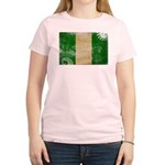 Nigeria Flag Women's Light T-Shirt
