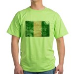 Nigeria Flag Green T-Shirt