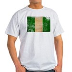 Nigeria Flag Light T-Shirt