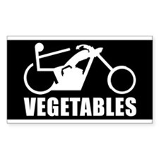 Funny Vegetables Decal